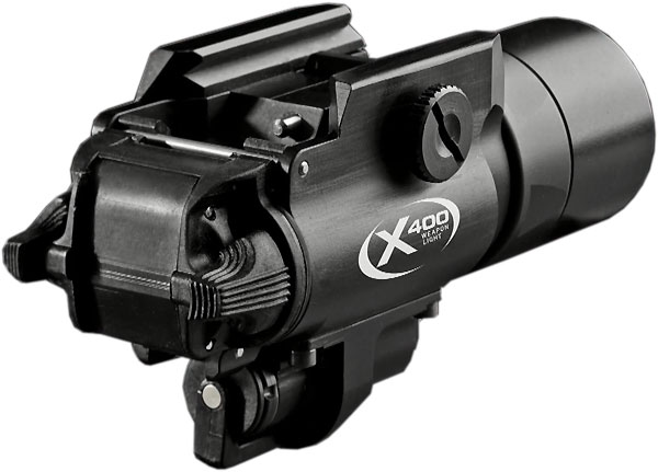Surefire X400 Ir Infrared Laser Weapons Light 2012 Shot
