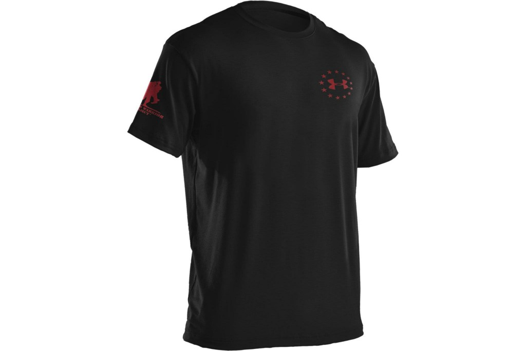 Under Armour Wounded Warrior Project T-shirt