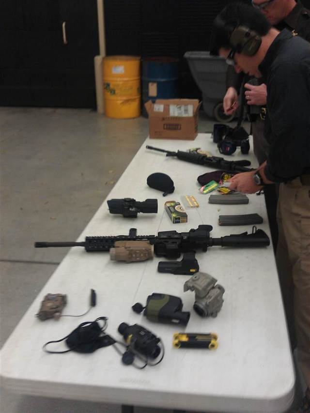 EOTech Night Vision and Holographic Sights
