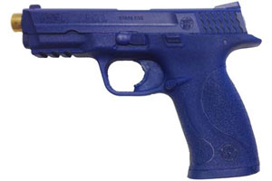 laser blue training gun