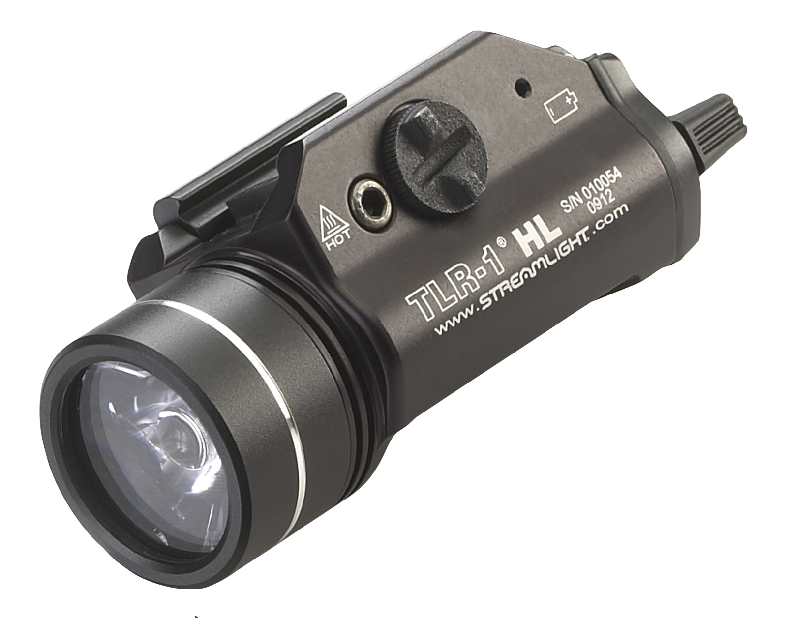 Official Pics and Specs for the Streamlight TLR-1 HL and TLR-2 HL from the 2013 SHOT Show