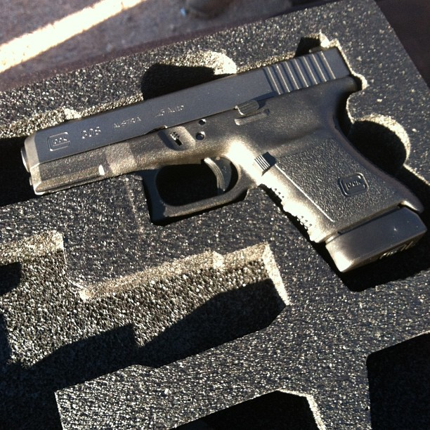 Glock 30s Picture At The 2013 Shot Show On Duty Gear
