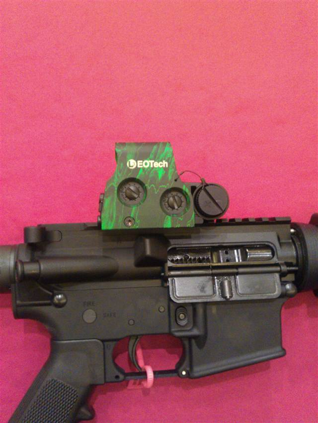 EOTech Reaper Z Holographic Sight