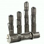 Terralux TT Series Tactical Flashlights