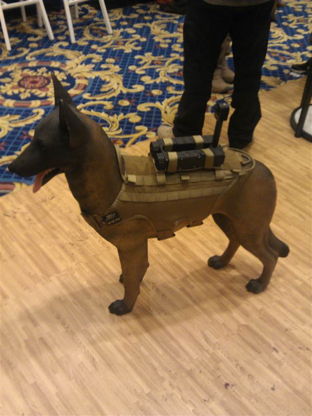 Tactical Electronics K-9 Video Unit