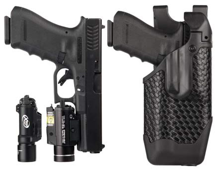 Blackhawk Epoch Level 3 Duty Holster