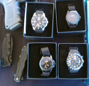 Blackhawk Tactical Watches