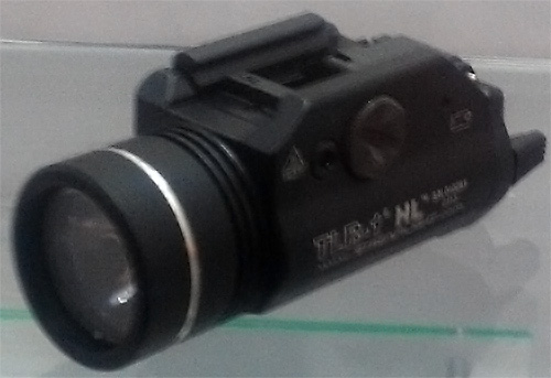 Streamlight TLR-1 HL Weaponslight (630 Lumens) at 2013 SHOT Show