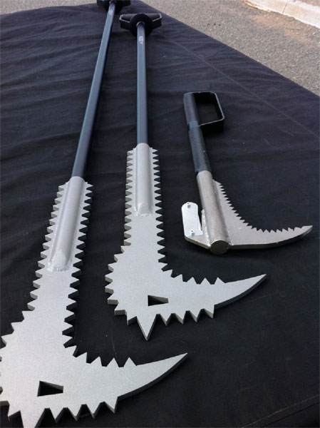 511 Tactical CarRake and BrakeNRake Entry Tools