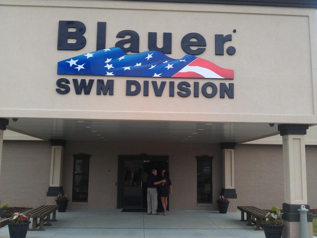 Blauer Factory Visit
