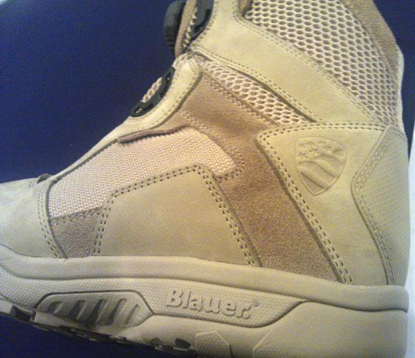 Blauer Footwear Desert Tan Boots 1