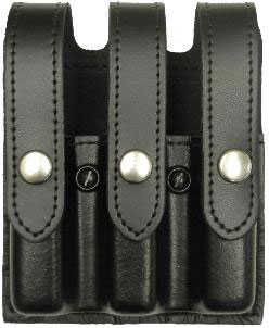 New Gould & Goodrich K630 Triple Magazine Case