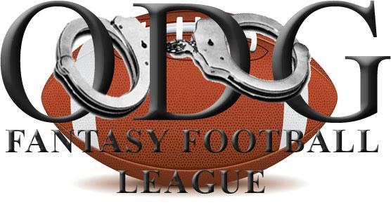 On Duty Gear Fantasy Football League