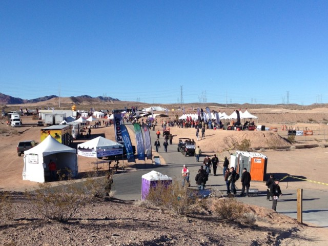 2014 SHOT Show Range Day