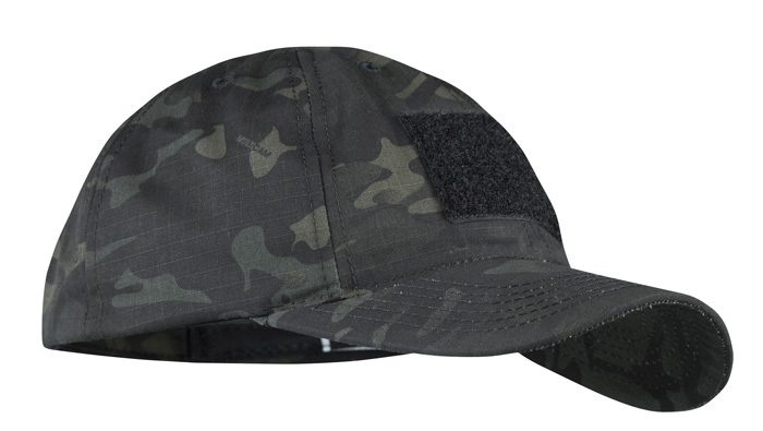 3329 Contractors Cap MultiCam Black