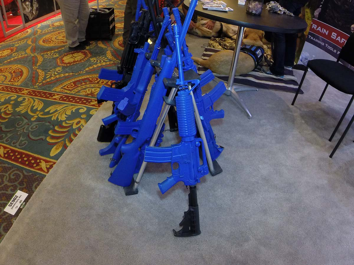 Ring S Blue Guns Releasing New Collapsible Stock Long Gun