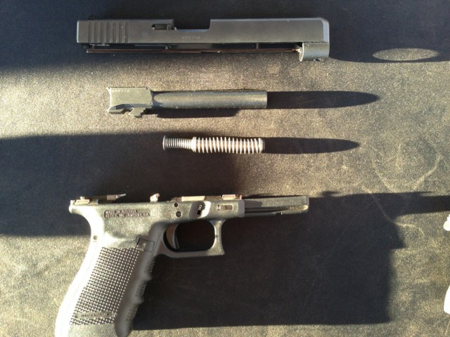 Glock 41 and 42 SHOT Show 2