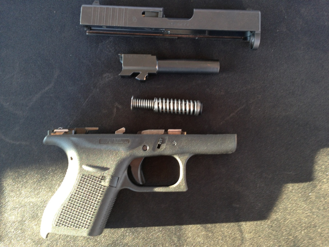 Glock 41 and 42 SHOT Show