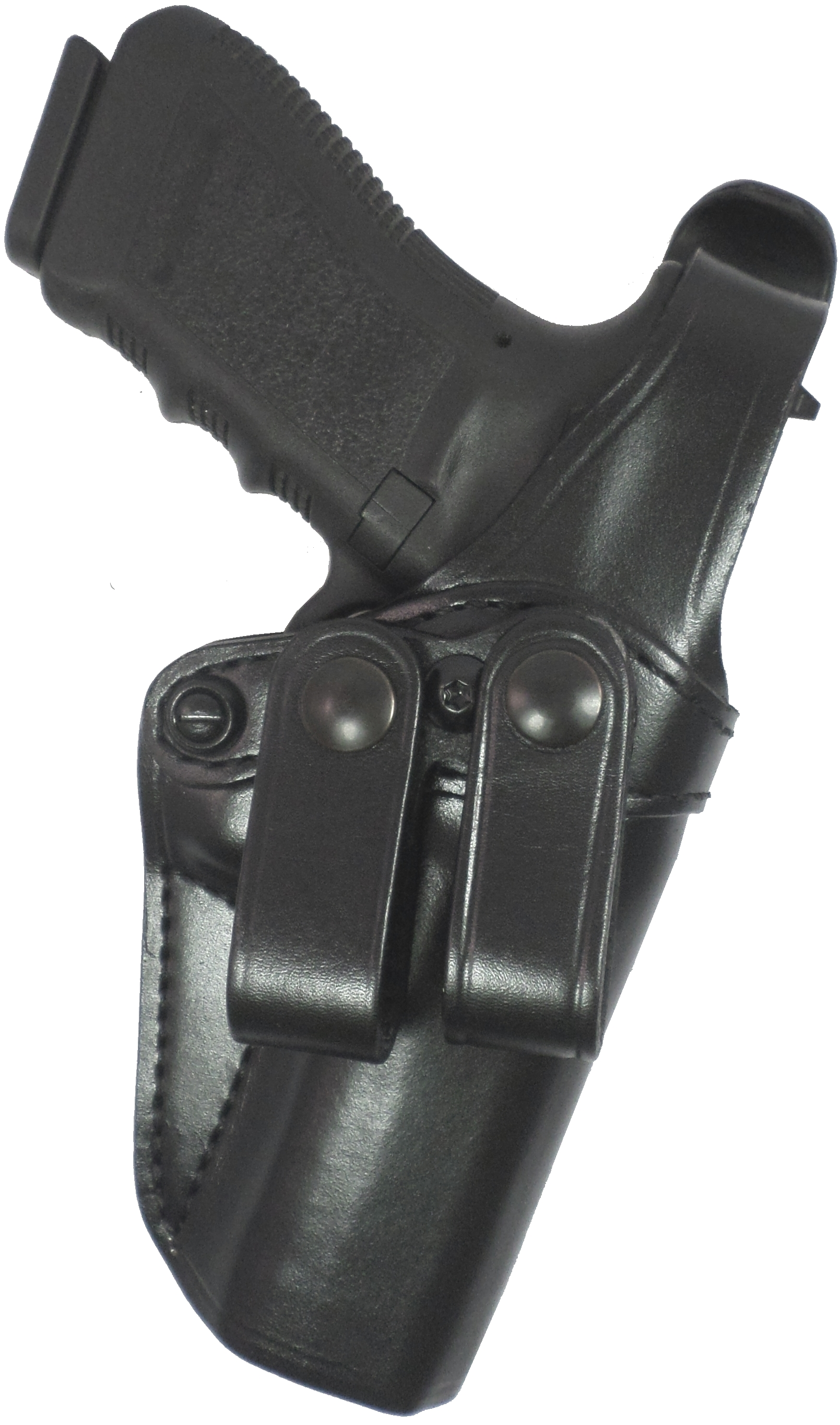 New Gould & Goodrich B813 and 897 Holsters, 676 Duty Flashlight Holder