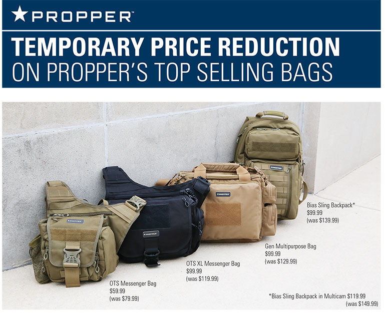 Propper Bag Sale Blog