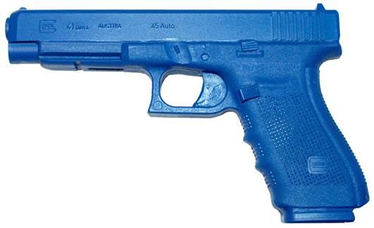 FSG41 Glock 41 Blue Gun