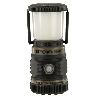 Steamlight announces new AA powered Siege lantern