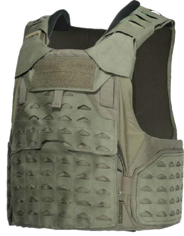 Armor Express Raven Tactical Body Armor Carrier