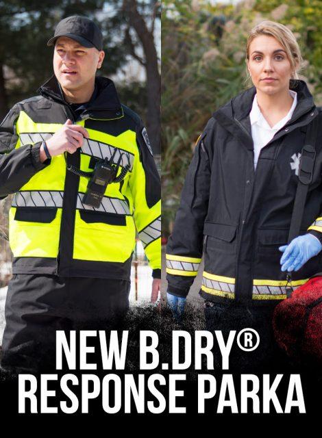 Blauer 9848 Pathogen Resistant B.Dry Parka