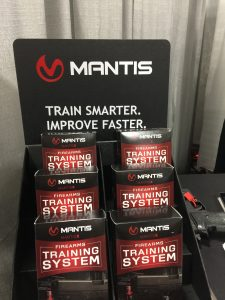 Mantis X Training System Display