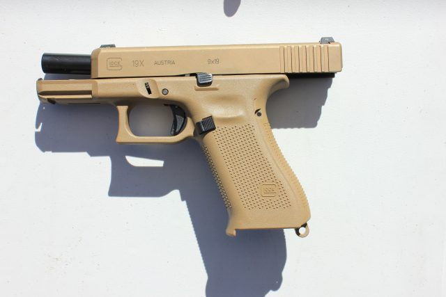 Glock 19X at the 2018 SHOT Show Range Day (3)