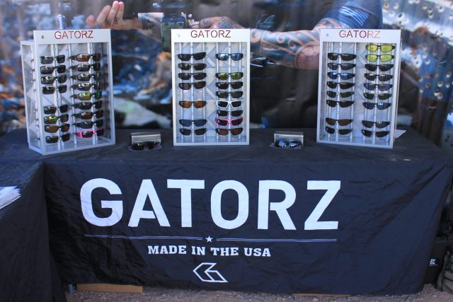GATORZ 2018 SHOT Show Booth