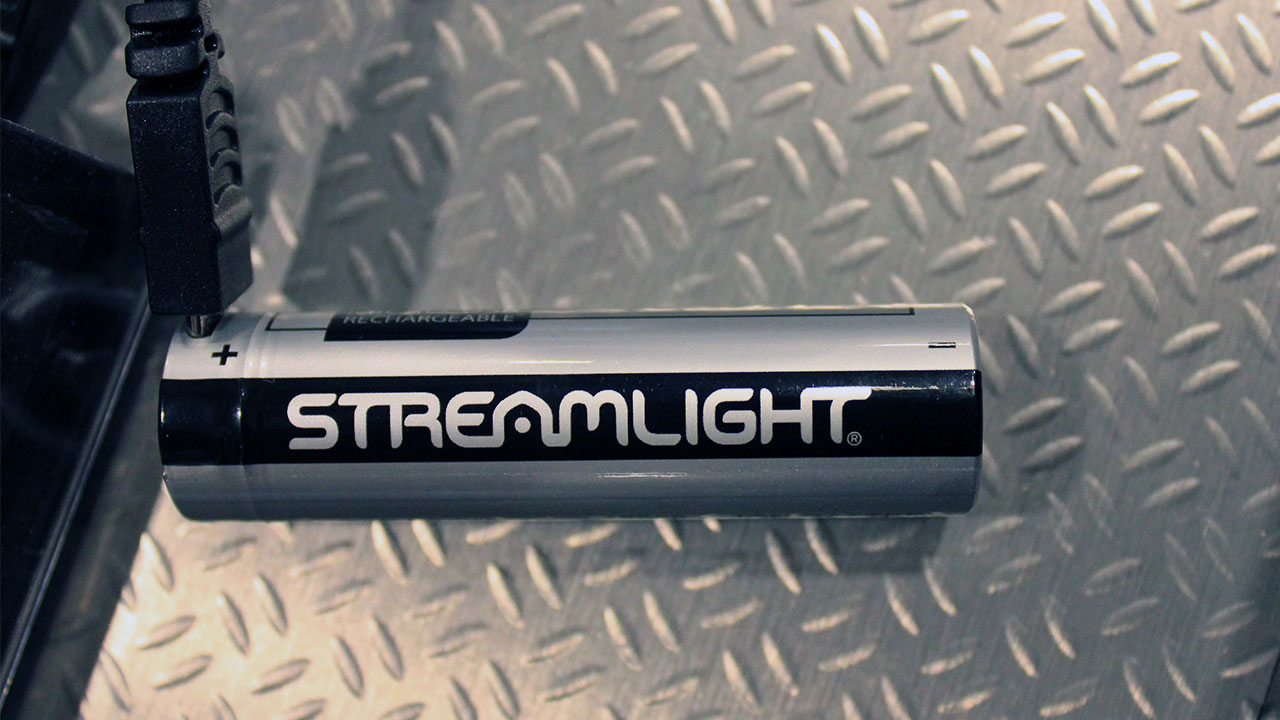Streamlight 18650 USB Battery