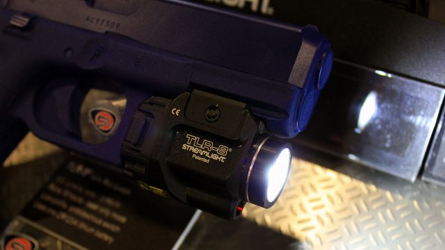 Streamlight TLR-8 Weaponslight