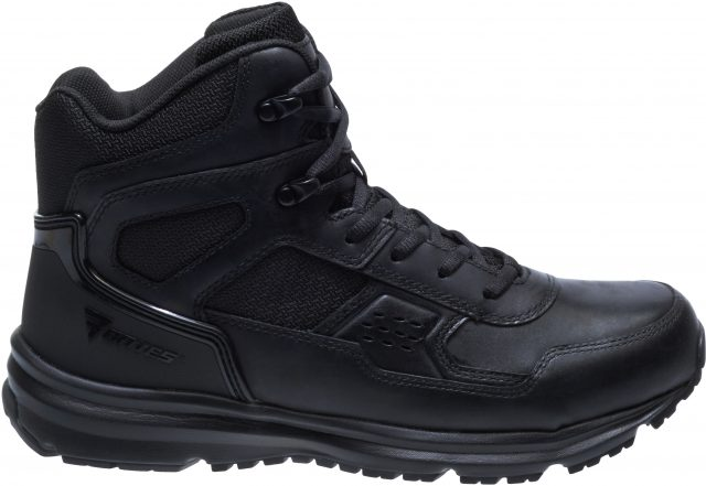 Bates E05146 Raide Mid Black Boots