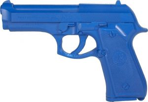 BERETTA 92D CENTURION Blue Training Gun by Ring's Blueguns