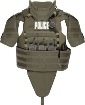Armor Express Lighthawk XT 2.0 Tactical Body Armor