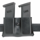 Safariland Mag. Holder Pl.Blk. Glock