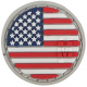 Maxpedition Usa Flag Micropatch 0.98 X 0.98 (Full Color)