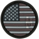 Maxpedition Usa Flag Micropatch 0.98 X 0.98 (Glow)
