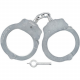 Peerless Handcuffs 700Cn Chain Handcuff Nickel (10Pk)